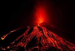 Майкл Эйген. Спускась в вулкан